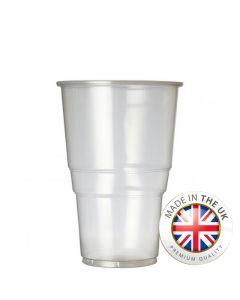 Disposable Polystyrene Flexi Glass 10oz CE