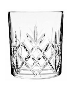 Flamenco Crystal Whisky Glasses