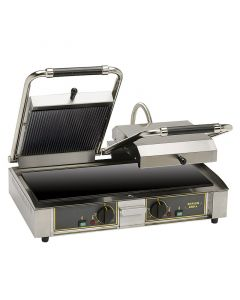 Roller Grill Ceramic Plate Contact Grill Majestic VC