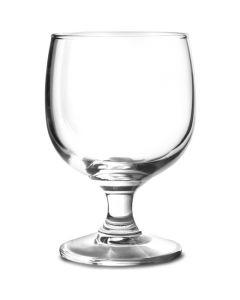 Gemini Stemmed Beer Glasses