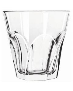 Gibraltar Twist Rocks Whisky Glass 7oz