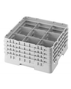 GoldPlas 9 Compartment Glasswasher Racks