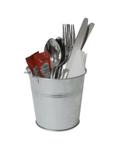 Galvanised Steel Serving Buckets