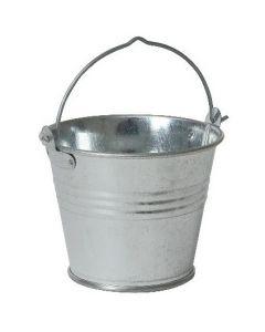 Galvanised Steel Serving Bucket 7cm Ø