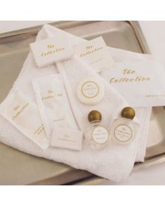 Guest Cosmetics Gold & White