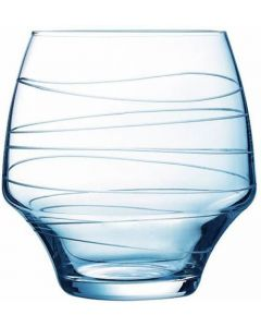Open Up Arabesque Old Fashioned Glass 13.4oz