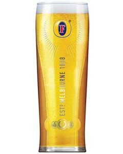 Foster's Pint Glasses CE 20oz