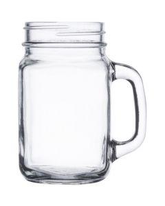 Handled Cocktail Drinking Jars