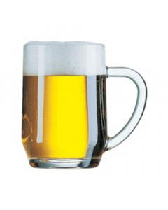 Haworth Beer Glass 20oz CE