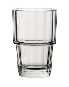 Lucent Nepal Plastic Stacking Tumbler 11oz (31cl)