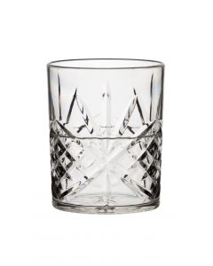 Symphony Plastic Stacking Double Old Fashioned 11.25oz (32cl)