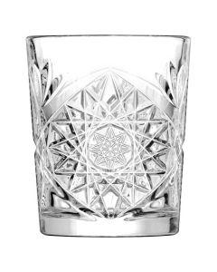 Hobstar Whisky Glasses