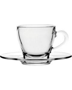 Ischia Glass Tea Cups