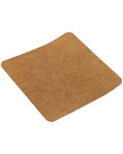 Vegware Kraft Sandwich Cards
