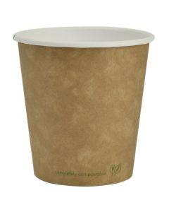 Vegware Kraft Hot Cup 10oz Compostable