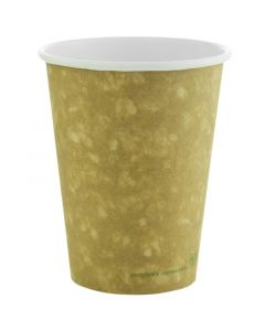 Vegware Kraft Hot Cup 12oz Compostable