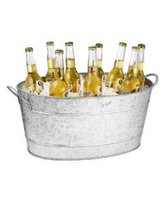 Large Aluminium Party Wine Cooler