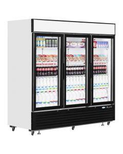 Interlevin Upright Refrigerator LGC7500