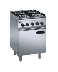 Lincat Silverlink 600 4 Burner Nat Gas Oven SLR6C/N