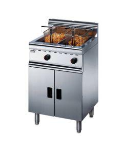 Lincat Silverlink 600 Nat Gas Fryer J10N