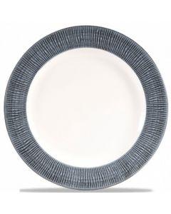 "Churchill Bamboo Presentation Plate 10.8"" Mist"