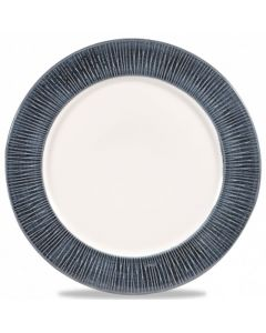 "Churchill Bamboo Presentation Plate 12"" Mist"