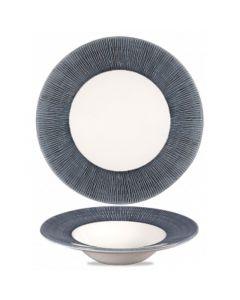 Churchill Bamboo Wide Rim Bowl 10oz Mist