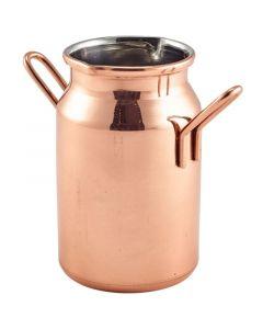 Mini Copper Milk Churns