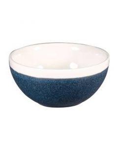 Churchill 16oz Monochrome Bowl Sapphire Blue