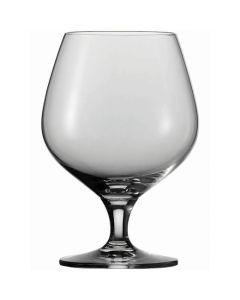 Mondial Crystal Brandy Glasses