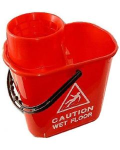 Colour Coded Kentucky Mop Bucket And Wringer