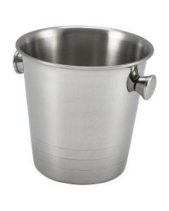 Mini Stainless Steel Ice Bucket 10cm