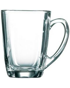 New Morning Glass Mug 11.25oz