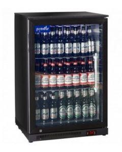Prodis NT1BH Black Hinged Bottle Cooler