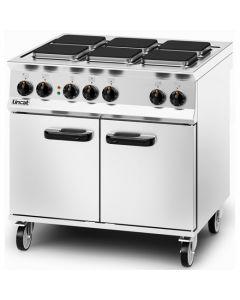 Lincat Opus 800 6 Burner Electric Oven OE8008