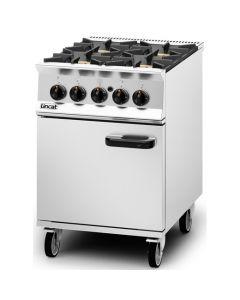 Lincat Opus 800 4 Burner LPG Gas Oven OG8001/P