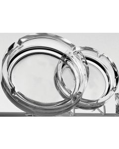 Round Glass Ashtrays