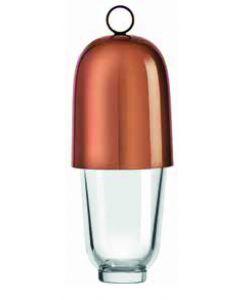 Hepburn Shaker 17.5oz (50cl) and Metal Top