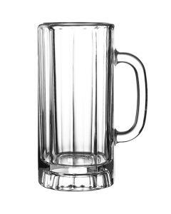 Paneled Beer Mugs