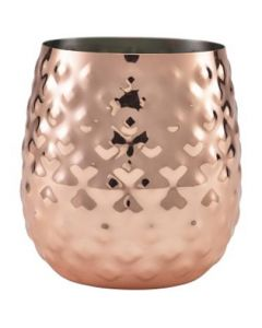 Copper Pineapple Cup 15.5oz