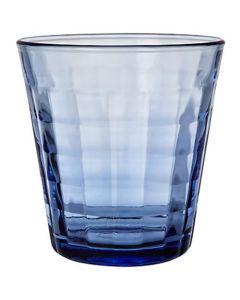 Duralex Prisme Blue Whisky Glasses