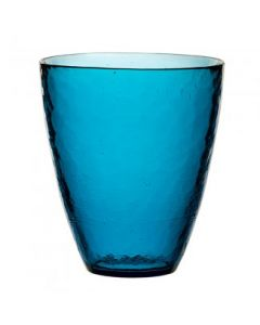 Ambiance Blue Old Fashioned Glass