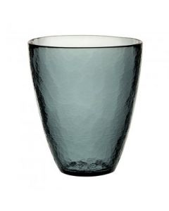Ambiance Black Old Fashioned Glass