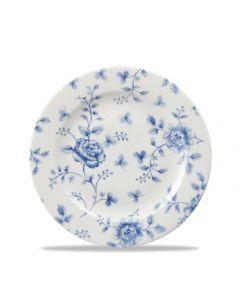 "Prague Rose Chintz Plate 8.25"""