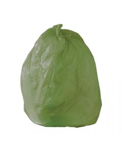 Heavy Duty Green Refuse Sack 15kg