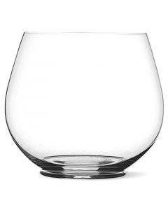 """Riedel The """"O"""" Crystal Oaked Chardonnay Wine Tumbler Glass 20.75oz"""