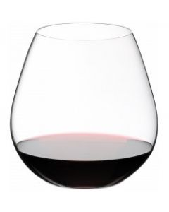 """Riedel The """"O"""" Crystal Pinot Noir / Nebbiolo Wine Tumbler Glass 24oz"""