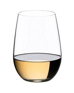 "Riedel The ""O"" Crystal Riesling / Sauvignon Wine Tumbler Glass 13.25oz"