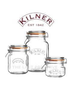 Kilner Clip Top Preserve Jars