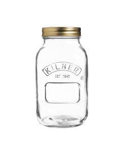 Kilner Screw Top Preserve Jars